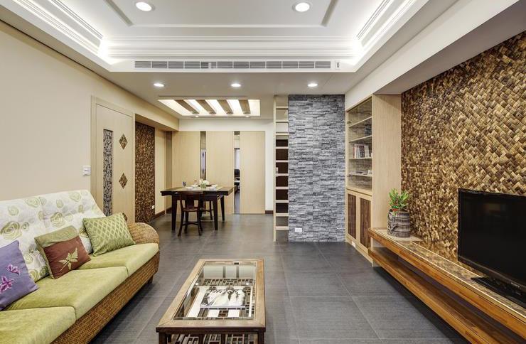 宜家120平米三居客餐廳布局設計裝修