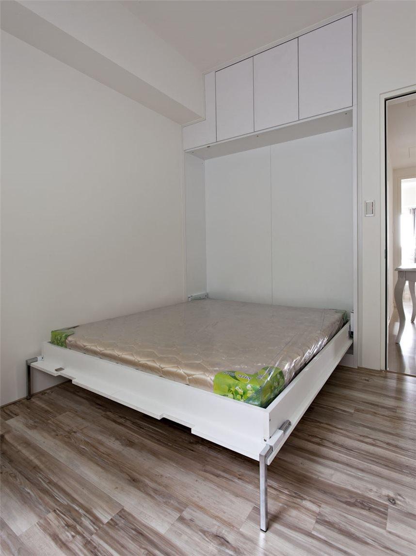 简约创意设计 卧室床头柜欣赏_装修百科