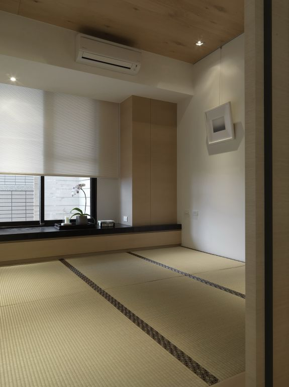 现代风格家居榻榻米设计