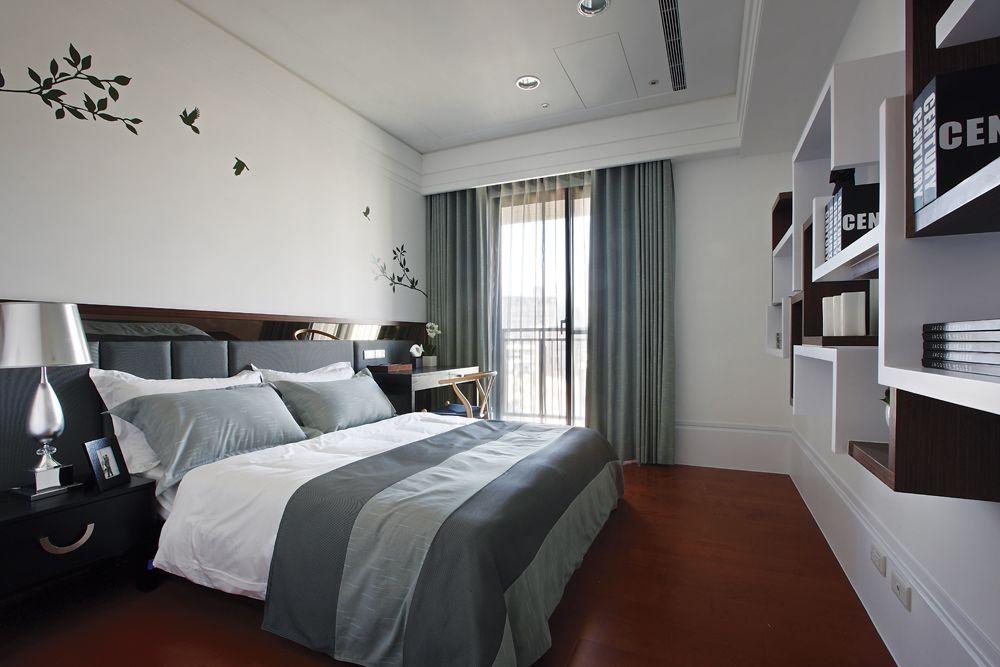 清新簡約現代風 臥室裝飾大全