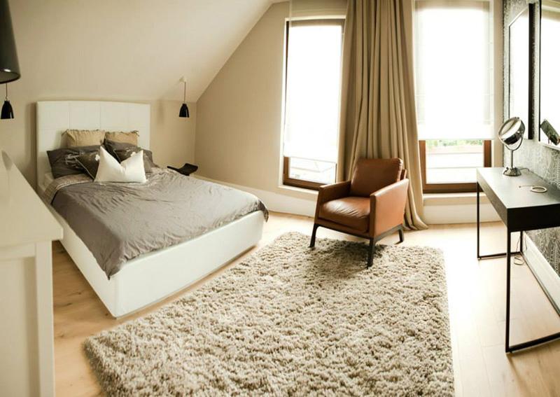 時尚現代閣樓臥室設計
