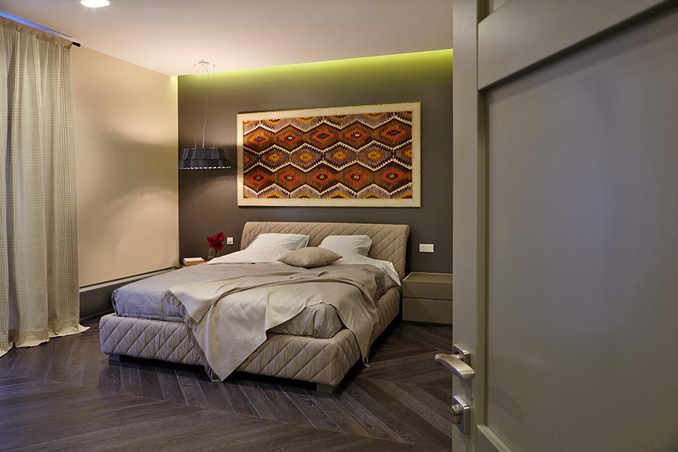 摩登时尚现代卧室装饰画欣赏
