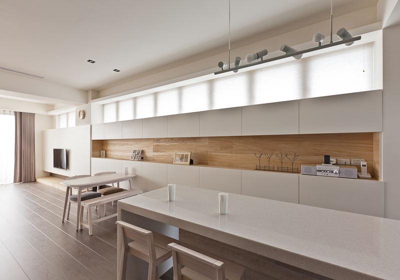 極簡小戶型公寓裝修效果圖