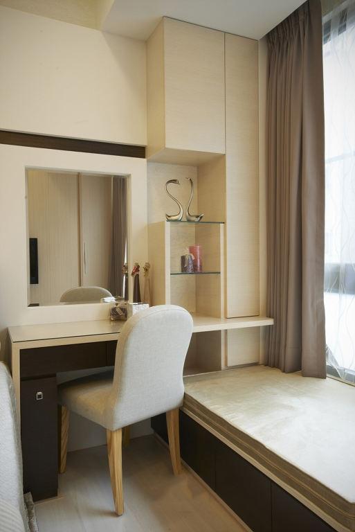 簡約時尚現代家居室內飄窗設計_裝修百科
