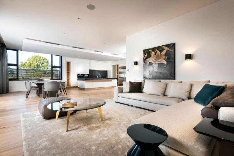 极简现代别墅室内设计装修图
