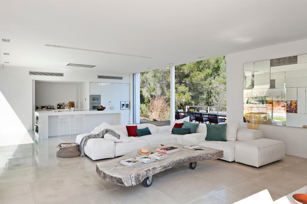 創意原木自然風混搭山間別墅設計