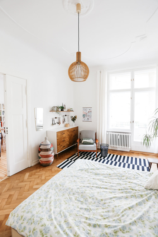現代簡約臥室燈具欣賞