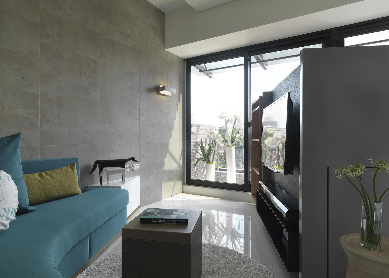 简约一居室阳台设计