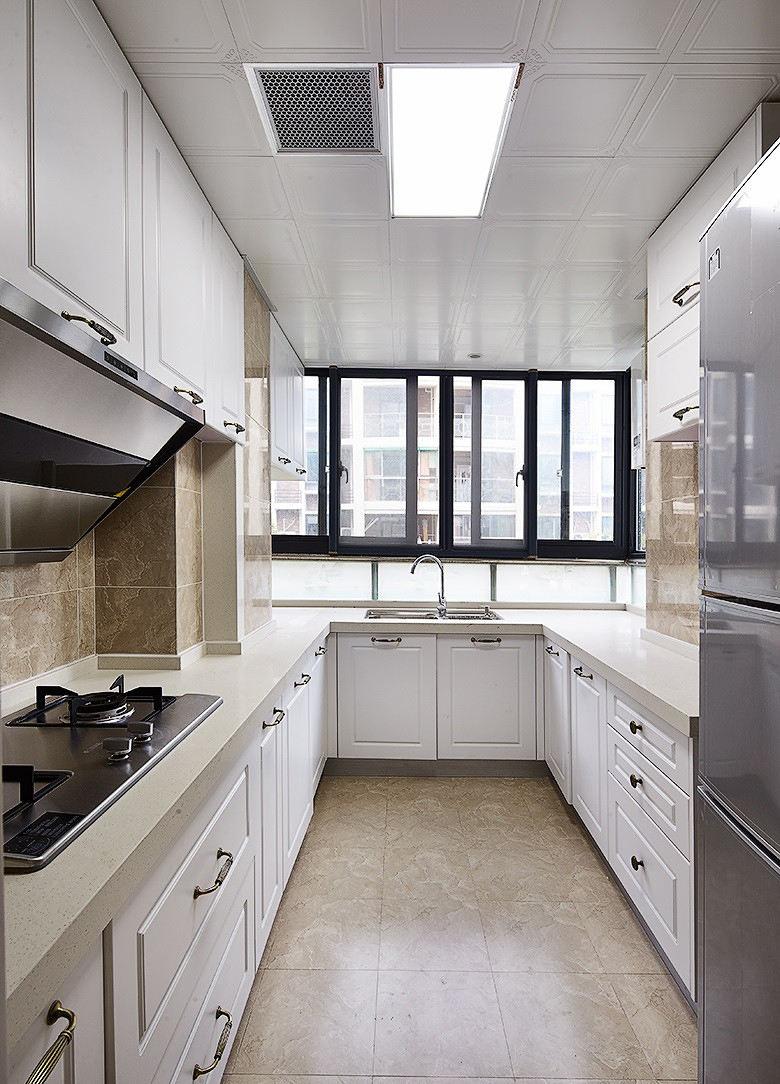 美式装修风格厨房案例图