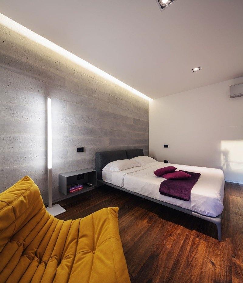 前卫时尚现代风格卧室灯具设计效果图_装修百科