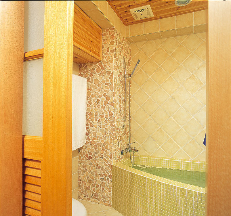 日式現代設計浴室裝修圖