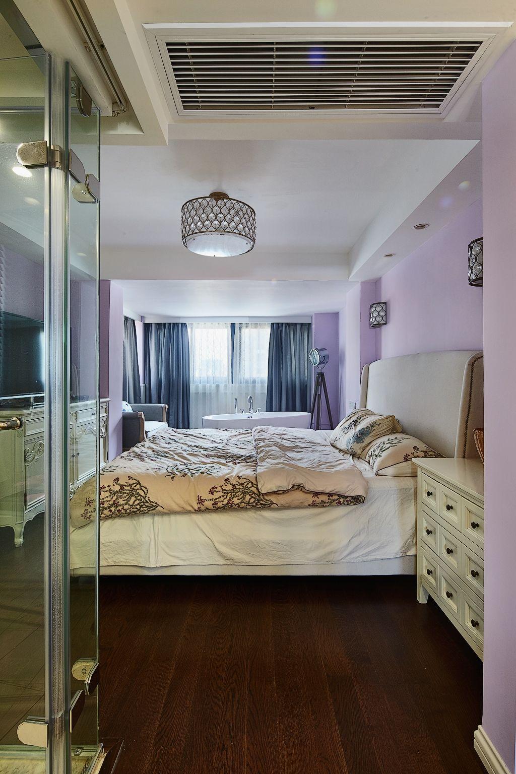 唯美简约卧室装修欣赏