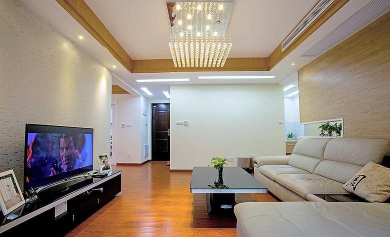 58平優雅簡約宜家小戶型二居室裝修效果圖