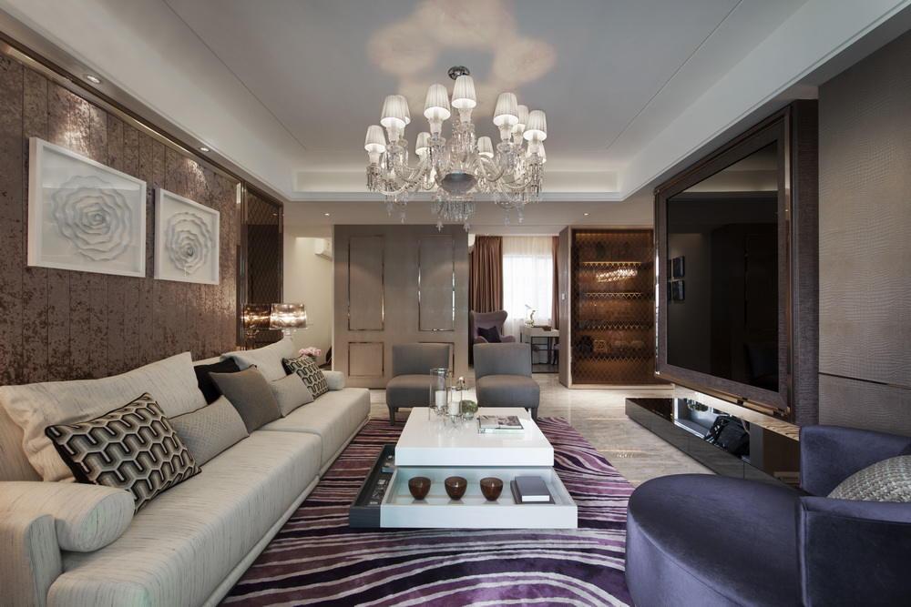 欧式设计装修四室两厅欣赏图