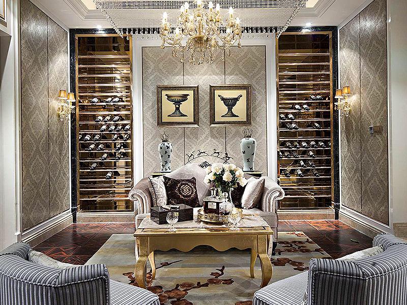装修百科 装修效果图 装修美图 欧式风格家居酒柜设计 欧式风格家居