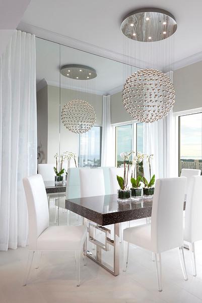 最新時尚現代一室兩廳室內裝潢圖