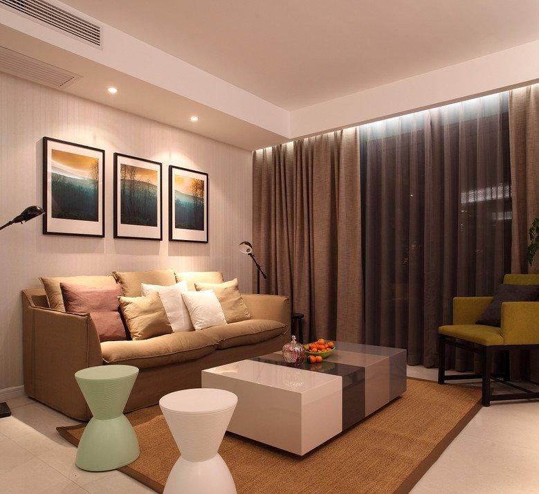 簡約溫馨小戶型公寓室內裝修圖片