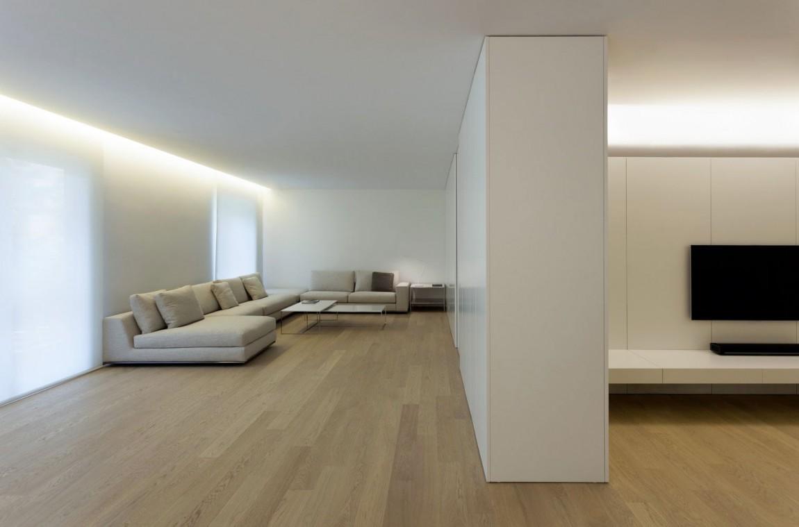 型男最爱超简洁一居室家装效果图
